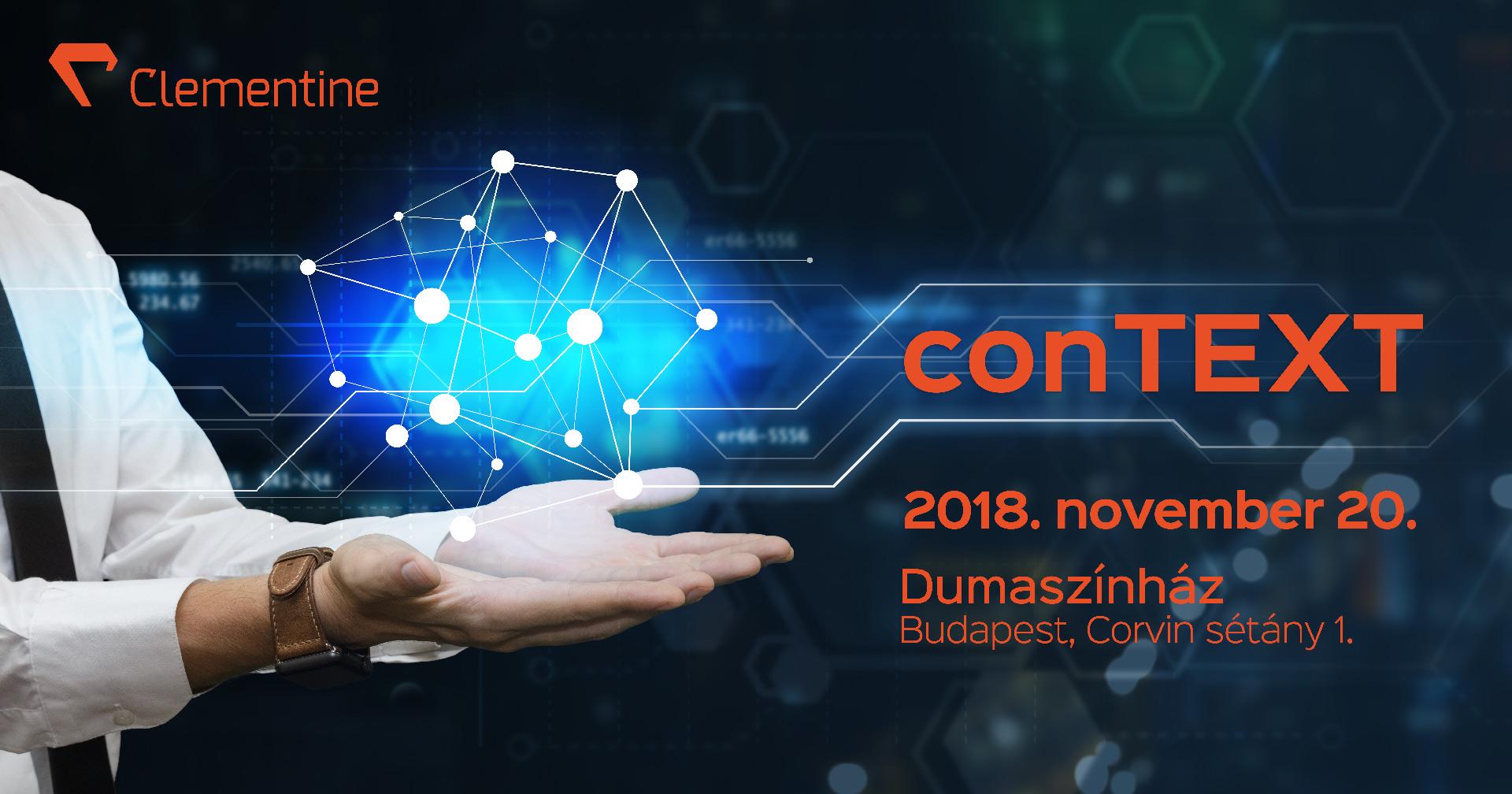 conTEXT 2018 image